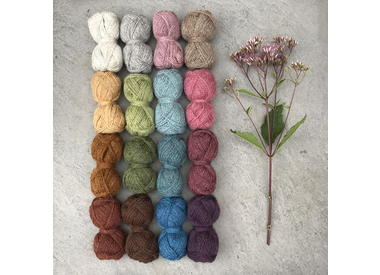 Marie Wallin's British Breeds Yarn