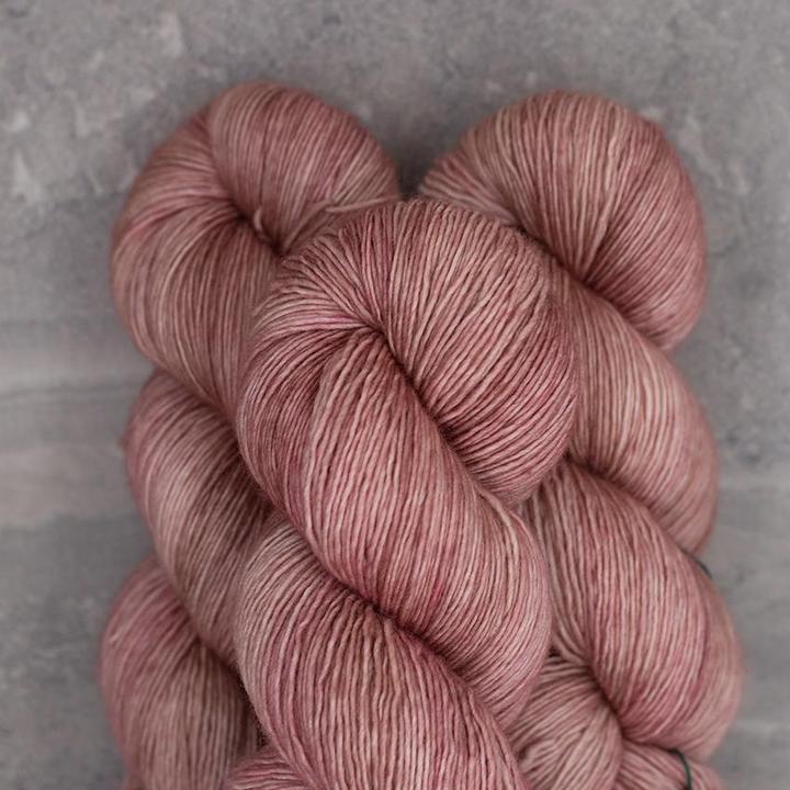 Madelinetosh Tosh Merino Light, Copper Pink