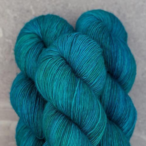 Madelinetosh Tosh Merino Light, Nassau Blue