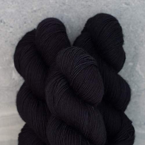 Madelinetosh Twist Light, Onyx
