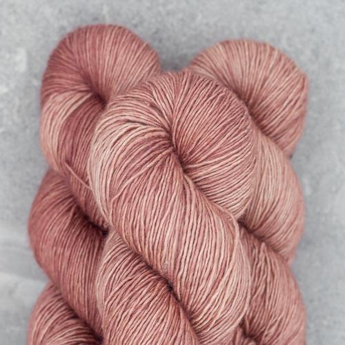 Madelinetosh Twist Light, Pink Mist Smoke Tree