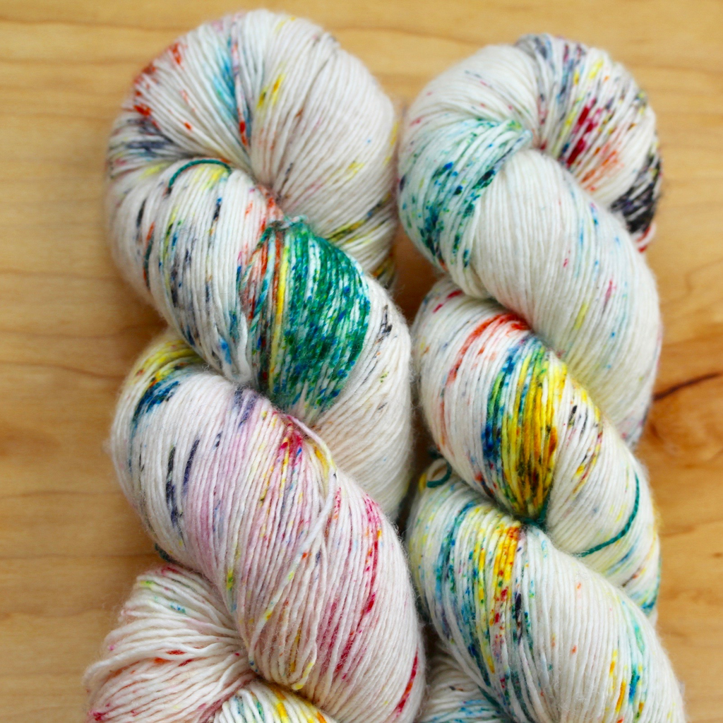 Madelinetosh BFL Sock, Murakami (Discontinued) (Retired)