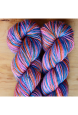 Madelinetosh Tosh Sock, Cape Town Rainbow (Discontinued)
