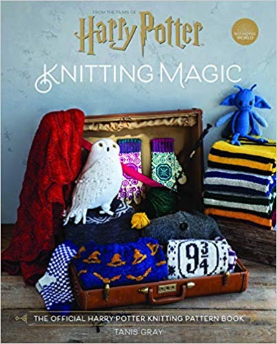 Simon & Schuster Knitting Magic: The Official Harry Potter Knitting Pattern Book