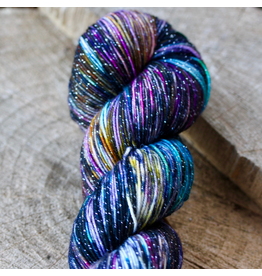 Knitted Wit Pixie Plied, Unicorn Nightmares