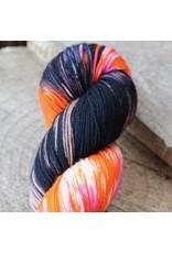 Knitted Wit Sock, Dobby Sock