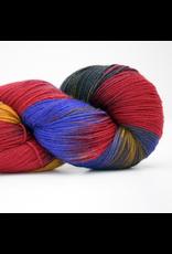 Abstract Fiber Silky Sock, AOC