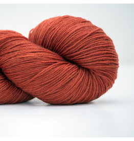 Abstract Fiber Silky Sock, Cognac