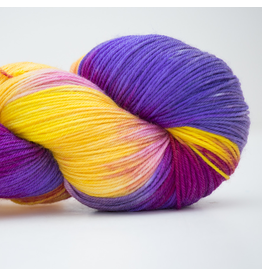 Abstract Fiber Silky Sock, Harry & Daisy
