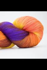 Abstract Fiber Silky Sock, Kente Spirit