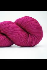 Abstract Fiber Silky Sock, Polar Red