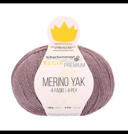 Schachenmayr Regia Premium Merino Yak, Lavendel Meliert (Soft Lavender) #7509