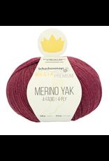 Schachenmayr Regia Premium Merino Yak, Raspberry #7517