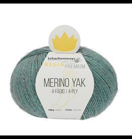 Schachenmayr Regia Premium Merino Yak, Mineral Blue