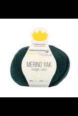 Schachenmayr Regia Premium Merino Yak, Teal Meliert (Teal Blue) #7514