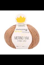 Schachenmayr Regia Premium Merino Yak, Puder Meliert (Peach)