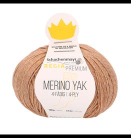 Schachenmayr Regia Premium Merino Yak, Puder Meliert (Peach) #7505