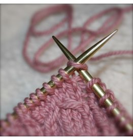 For Yarn's Sake, LLC Learn To Knit Part 2.  Saturday May 16 & 23 2020. Class time: 1-4pm. Y'vonne Cutright