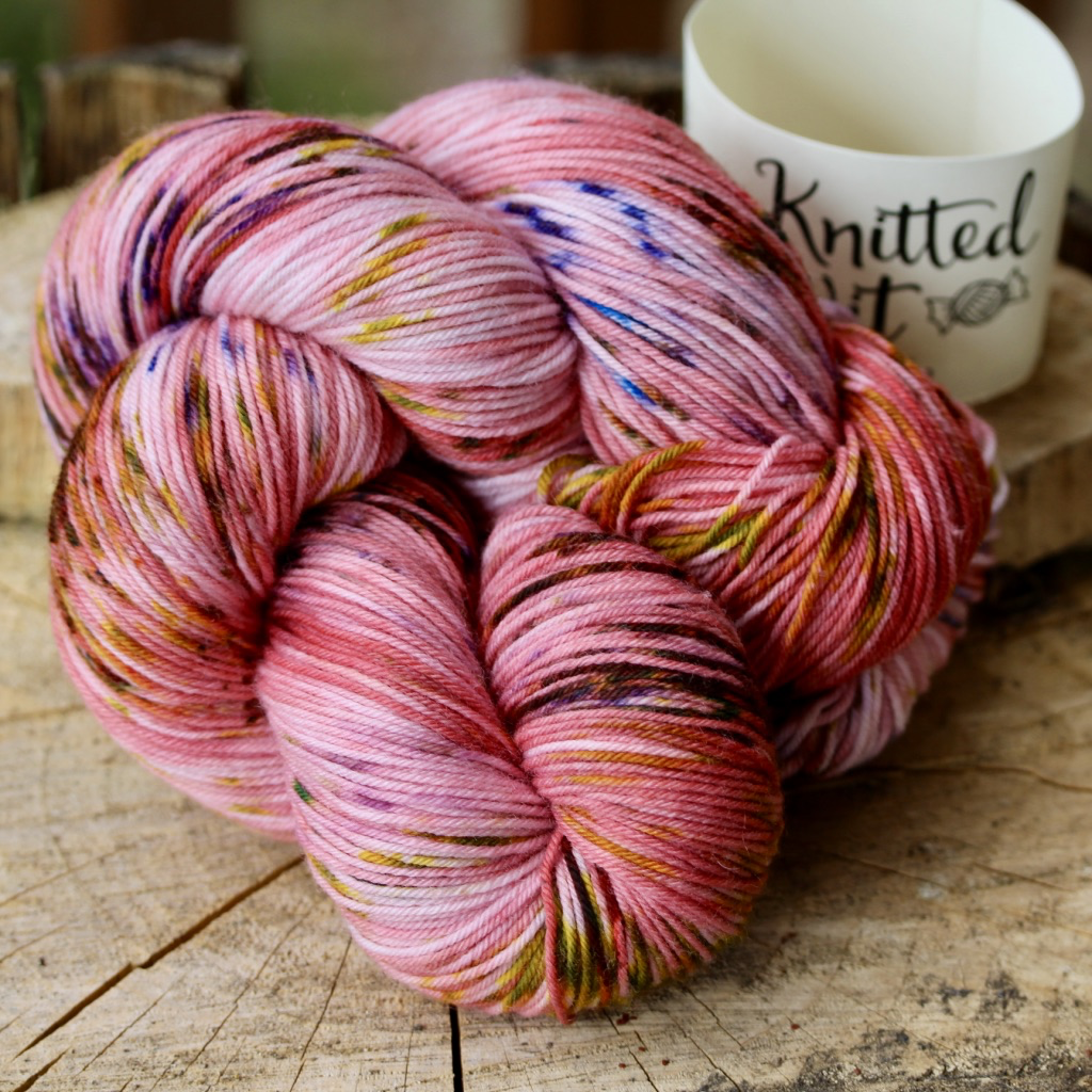 Knitted Wit DK, French Court (formerly Spattergroit)