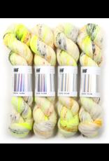 Hedgehog Fibres Hand Dyed Yarns Sock Yarn, Bee's Knees