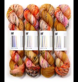 Hedgehog Fibres Hand Dyed Yarns Sock Yarn, Harvest