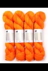 Hedgehog Fibres Hand Dyed Yarns Sock Yarn, Kid You Not