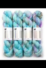 Hedgehog Fibres Hand Dyed Yarns Sock Yarn, Monet
