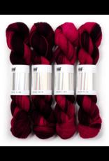 Hedgehog Fibres Hand Dyed Yarns Sock Yarn, Poison