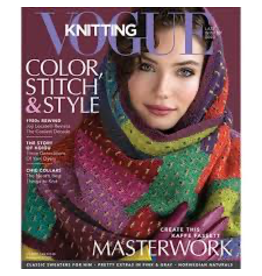 Soho Publishing Vogue Knitting, Late Winter 2020