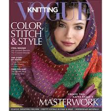 Soho Publishing Vogue Knitting, Late Winter 2020