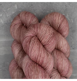 Madelinetosh Tosh DK, Copper Pink Solid