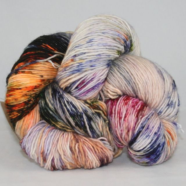 Madelinetosh Tosh DK, Dirty Harry (Retired)