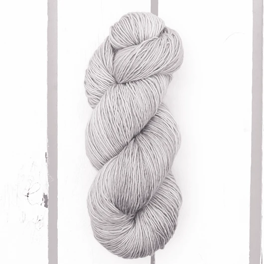 Madelinetosh BFL Sock, Silver Fox (Discontinued)