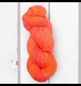 Madelinetosh Twist Light, Neon Peach