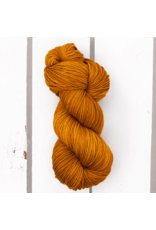Madelinetosh BFL Sock, Liquid Gold (Discontinued)