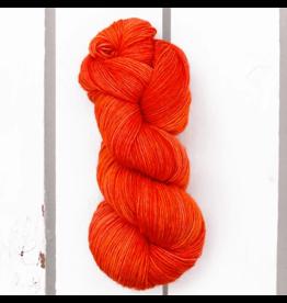 Madelinetosh Dandelion, Neon Red (Discontinued)