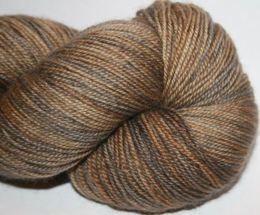 Madelinetosh Silk Merino, Badlands (Discontinued)
