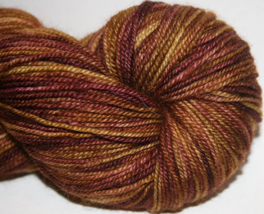 Madelinetosh Twist Light, Sophie's Rose