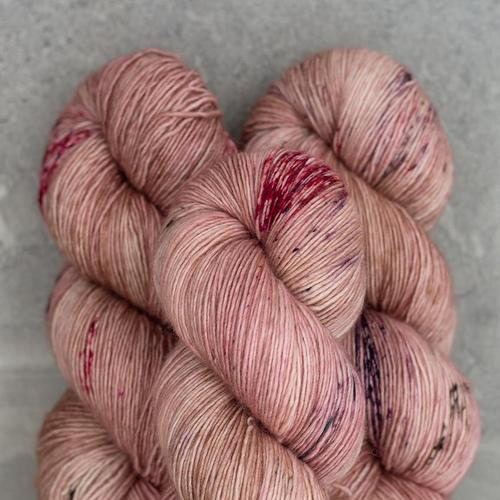 Madelinetosh ASAP, Copper Pink