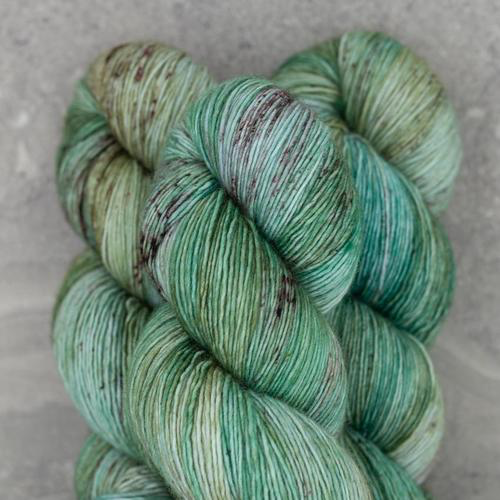 Madelinetosh Farm Twist, Lost in Trees