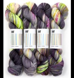 Hedgehog Fibres Hand Dyed Yarns Sock Minis, Oracle