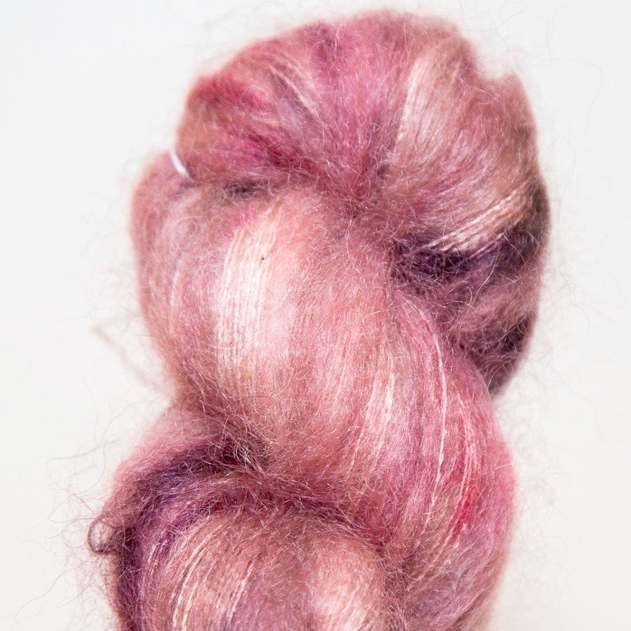 Madelinetosh Impression, Copper Pink