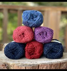 Jamiesons of Shetland Shetland Wool Week 2020, Katie's Kep Kit, Colourway #4