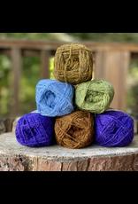 Jamiesons of Shetland Shetland Wool Week 2020, Katie's Kep Kit, Colourway #2