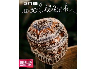 Shetland Wool Week Hat Kit