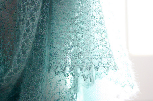 Dabbling in Lace