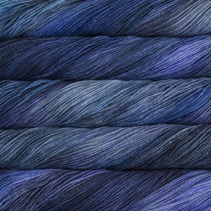 Malabrigo Sock, Azules