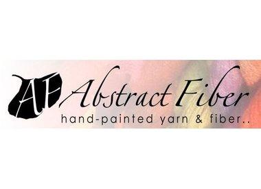Abstract Fiber, Silky Sock
