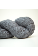Abstract Fiber Silky Sock, Silver