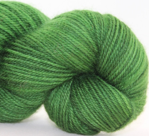 Madelinetosh BFL Sock, Mill Pond (Discontinued)